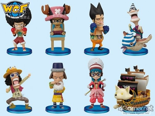 One Piece World Collectable Figure vol21 Porche  My Anime Shelf