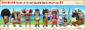 photo of One Piece World Collectable Figure vol.21: Usopp