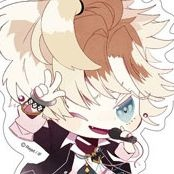 main photo of Diabolik Lovers More, Blood Deka Keychain: Kou