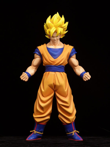 main photo of Gigantic Series Son Goku SSJ