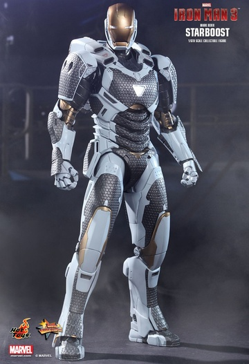 main photo of Movie Masterpiece Iron Man Mark XXXIX Starboost