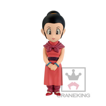 main photo of Dragonball Z The Movie World Collectable Figure vol.2: Chi-chi
