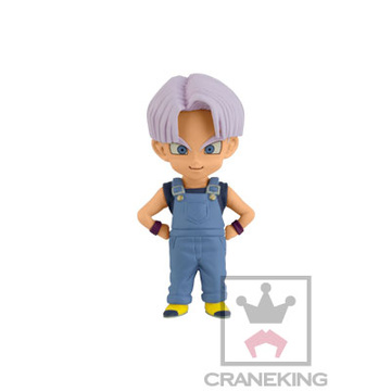 main photo of Dragonball Z The Movie World Collectable Figure vol.2: Trunks