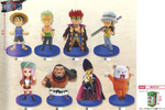 photo of One Piece World Collectable Figure vol. 5: Eustass Kid