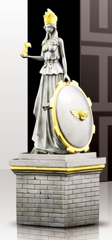 Folei Saint Seiya Diorama Stand Collection Athena Statue