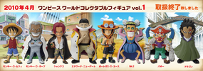 photo of One Piece World Collectable Figure vol. 1: Portgas D Ace