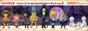 photo of One Piece World Collectable Figure vol.2: Nico Robin