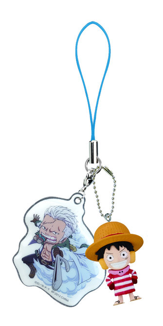 main photo of Ichiban Kuji One Piece ~Punk Hazard Hen~: Luffy & Smoker