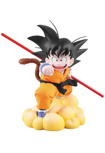 main photo of Vinyl Collectible Dolls No.132: Son Goku Child Ver.