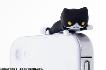 main photo of Nyanko Earphone Jack: Clinging On Ver.
