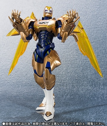 main photo of S.H.Figuarts Golden Ryan