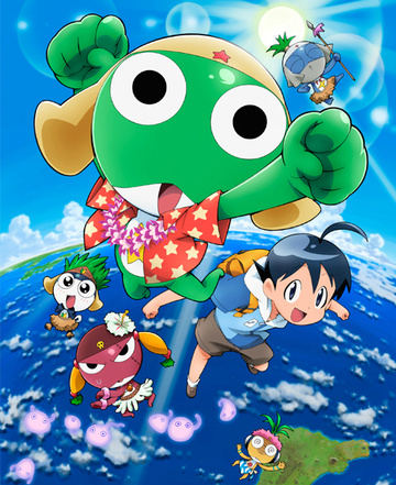 keroro gunsou movie 5 my anime shelf