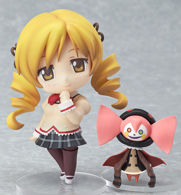 main photo of Nendoroid Tomoe Mami School Uniform Ver.