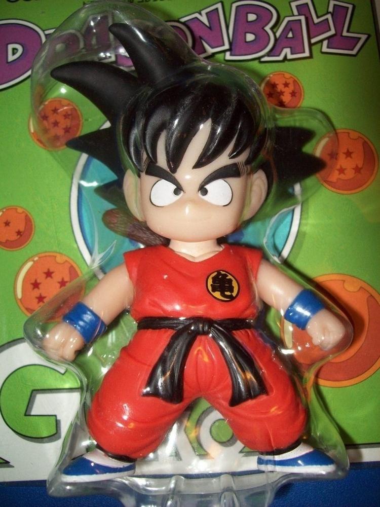 Goku Dragon Ball Collection 2 Soft Vinyl Figure Vol