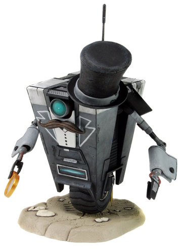 main photo of 7 Action Figure Gentleman Caller Claptrap