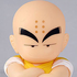 Dragon Ball Collection Soft Vinyl Figure Vol. 2: Kuririn
