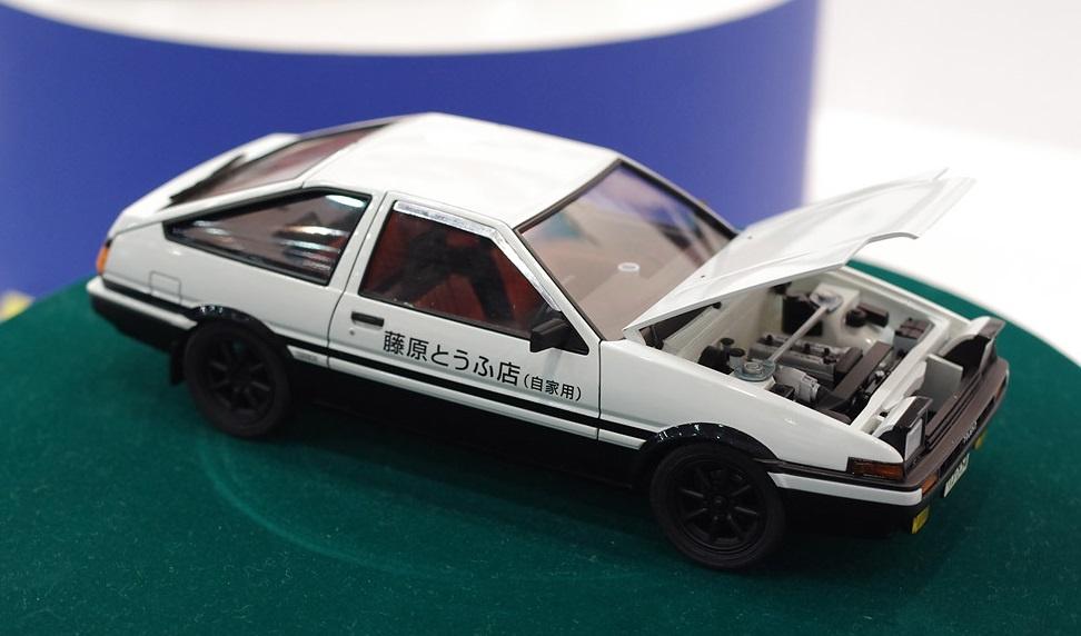 Initial D Model Car Vol 1 Quot Takumi Fujiwara Quot Sprinter