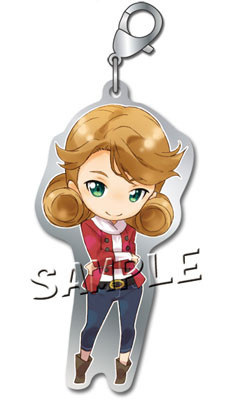 main photo of Galilei Donna Metal Charm: Anna Hendrix