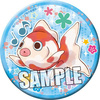 photo of Galilei Donna Can Badge: Grande Rosso
