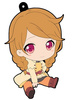 photo of Galilei Donna Petanko Trading Rubber Strap: Hazuki Ferrari