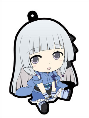 main photo of Kikou Shoujo wa Kizutsukanai Petanko Trading Rubber Strap: Irori