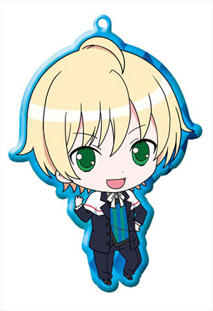 main photo of Makai Ouji: Devils and Realist Trading Metal Charm Strap: William Twining