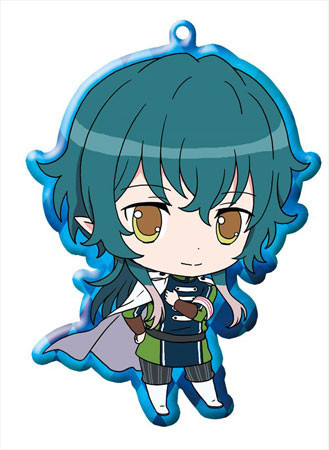 main photo of Makai Ouji: Devils and Realist Trading Metal Charm Strap: Camio