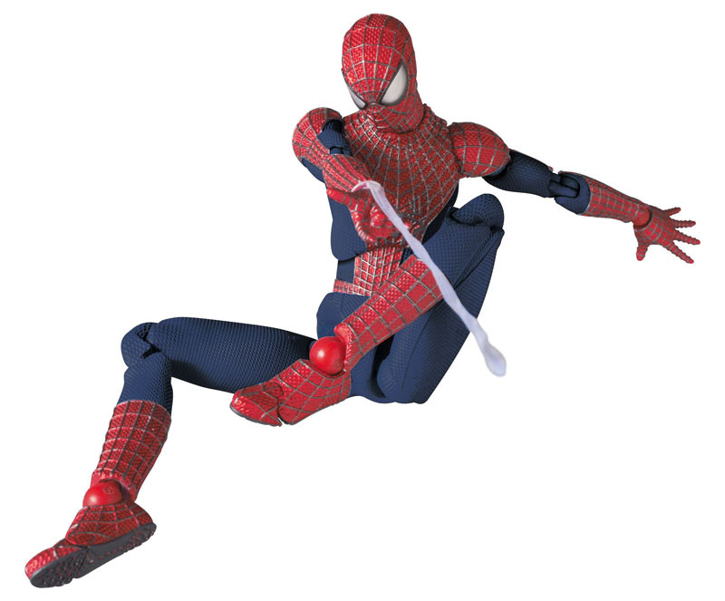 Kids Toys Action Figure: MAFEX No.003 Spider-Man