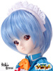 photo of Dollfie Dream Ayanami Rei Maid Dress Ver.