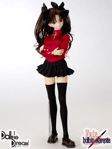 main photo of Dollfie Dream Tohsaka Rin