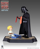photo of Star Wars DX Maquette: Darth Vader & Luke Skywalker