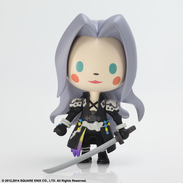 main photo of Final Fantasy Static Arts mini: Sephiroth