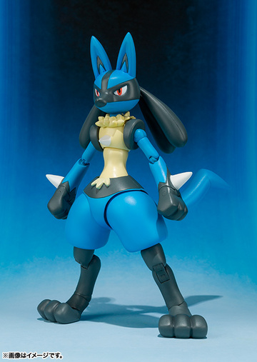 main photo of S.H.Figuarts Lucario