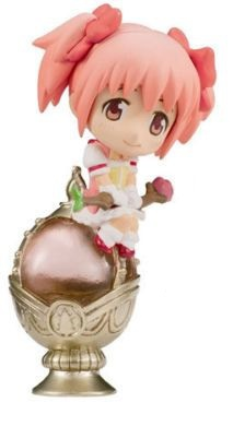 main photo of Puella Magi Madoka Magica the Movie Witch Pit Mascot: Kaname Madoka