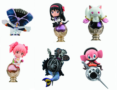 Puella Magi Madoka Magica The Movie Witch Pit Mascot Oktavia My Anime Shelf