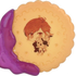 Diabolik Lovers Biscuit Mascot: Sakamaki Kanato with Teddy