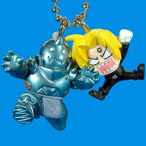 main photo of Hagane no Renkinjutsushi Hagaren Swing: Alphonse Elric, Edward Elric