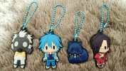 photo of D4 Series DRAMAtical Murder Rubber Strap Collection: Ren