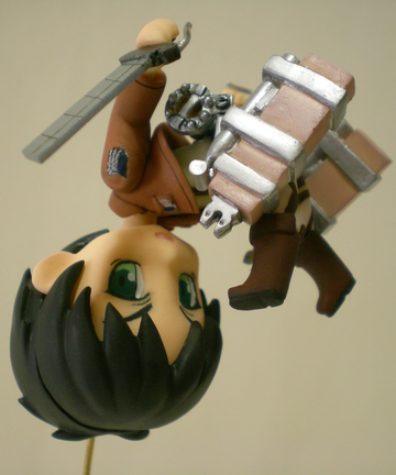 main photo of Eren Yeager