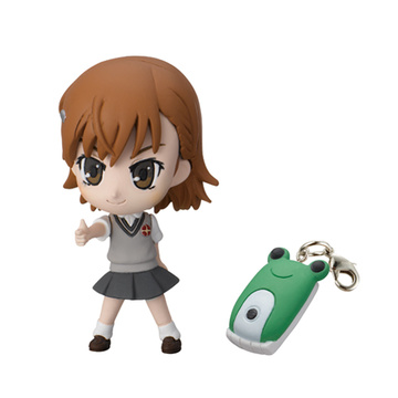 main photo of To Aru Kagaku no Railgun Prop Plus Petit: Misaka Mikoto Uniform ver.