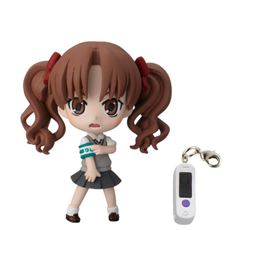 main photo of To Aru Kagaku no Railgun Prop Plus Petit: Shirai Kuroko Uniform ver.