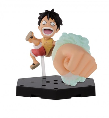 main photo of Ichiban Kuji History of Luffy: Luffy Figure+α