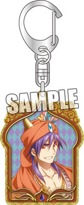main photo of MAGI Keychain: Sinbad
