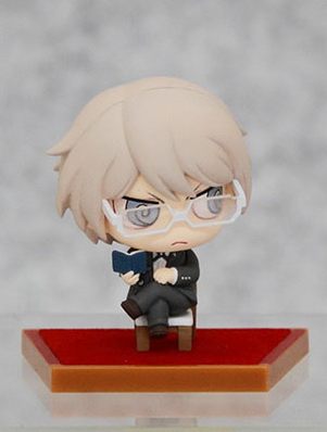 main photo of Chou Koukoukyuu no Chimi Chara Vol.2: Togami Byakuya