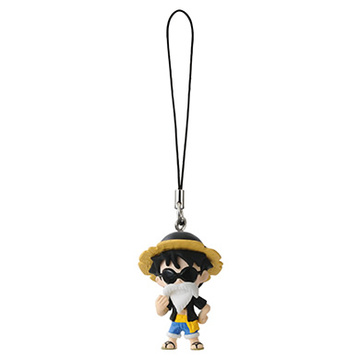 main photo of One Piece Dressrosa Strap: Luffy