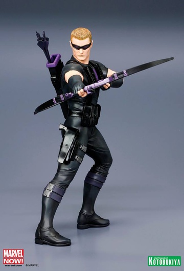 main photo of ARTFX+ Avengers Marvel NOW!: Hawkeye