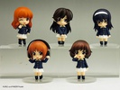 photo of Nendoroid Petite Girls und Panzer: Reizei Mako