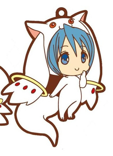 main photo of Kyuubey Rubber Strap Collection: Miki Sayaka
