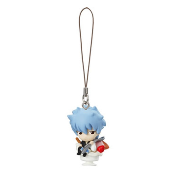 main photo of Gintama ~Sweet~ Mascot: Sakata Gintoki + Parfait