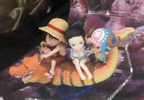 photo of One Piece World Collectable Figure The Ryugu Palace Vol.1: Monkey D. Luffy